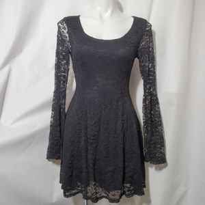 Hot Topic dress. Black, size S